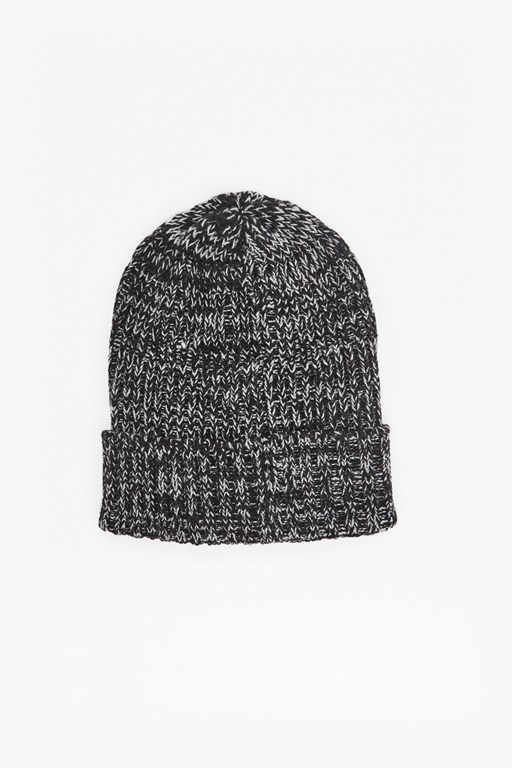 Complete the Look Atticus Two Tone Beanie Hat