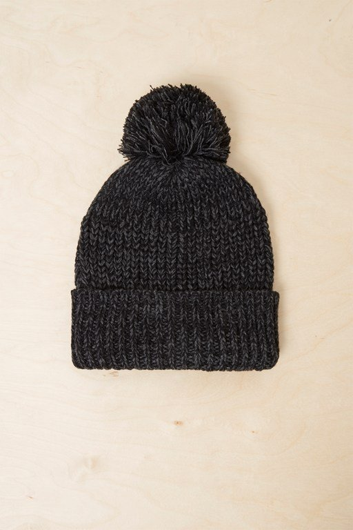 Complete the Look Ayer Chunky Knit Beanie Hat