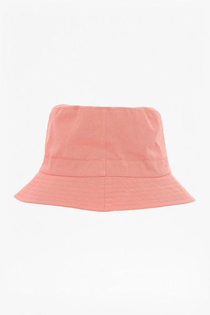 Classic Cotton Bucket Hat