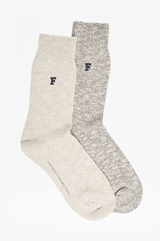 gary grindle pack of 2 socks