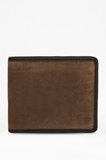 Duke Suede Wallet