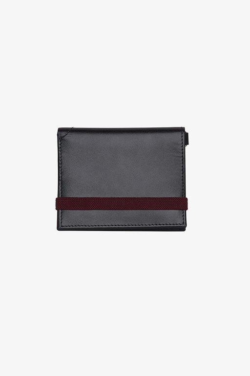 Complete the Look Leather Card Wallet