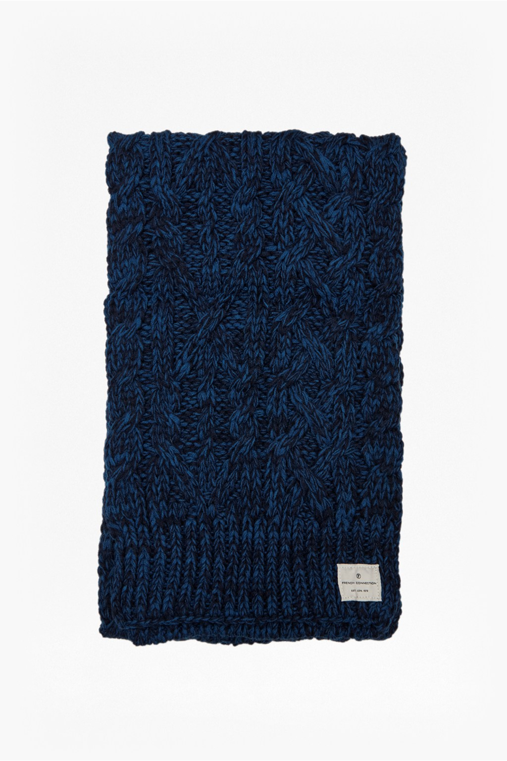 4e25cae069dbe Chad Cable Knit Scarf | Collections | French Connection