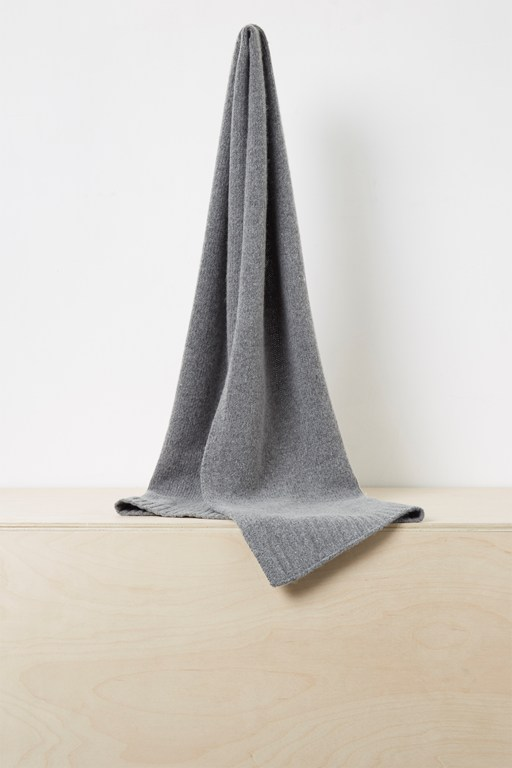 supersoft wool-cashmere scarf