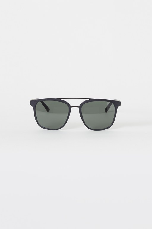 Complete the Look Wood Effect Sunglasses
