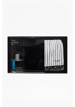 Urban Eau De Toilette and Scarf Set