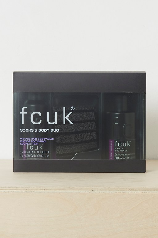socks and body duo gift set