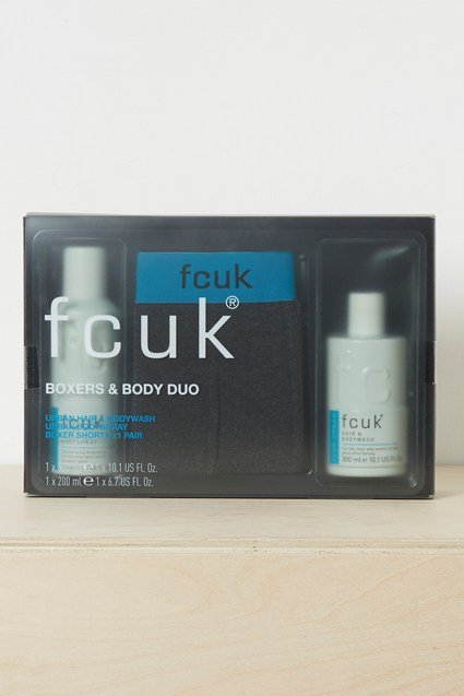 7506638194d boxers and fcuk urban duo gift set £16.00£11.00. fcuk body spray ...
