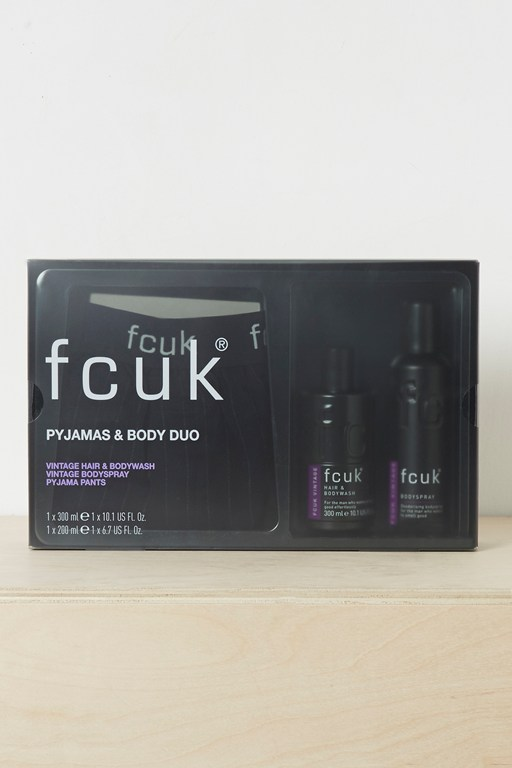 pyjama and body duo gift set