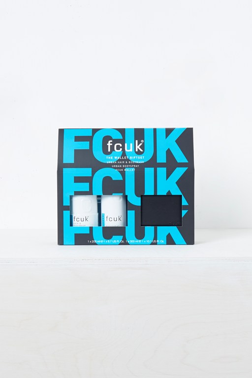 fcuk wallet gift set