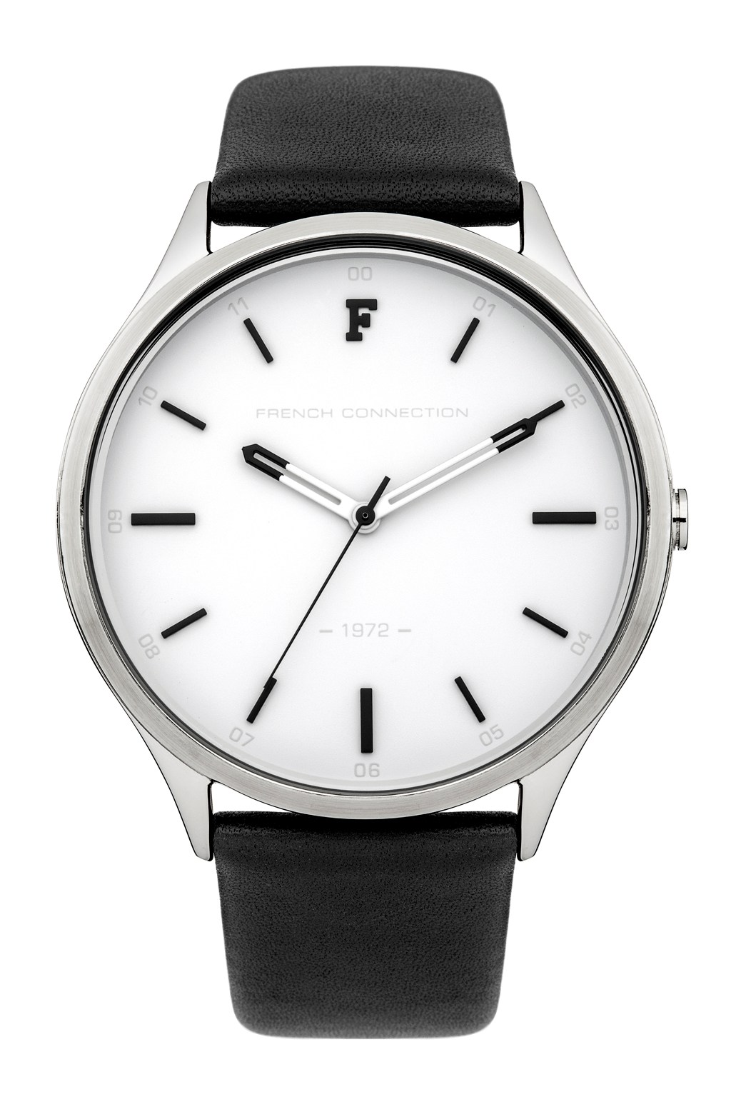 silver replica online bezel dial white tissot strap coutourier mens watch shop watches leather