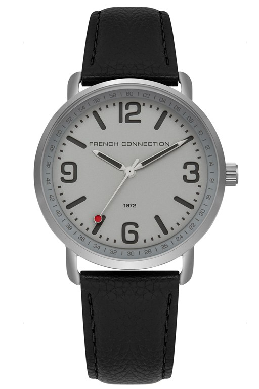 watches leather diesel dial rollcage mens white watch s men