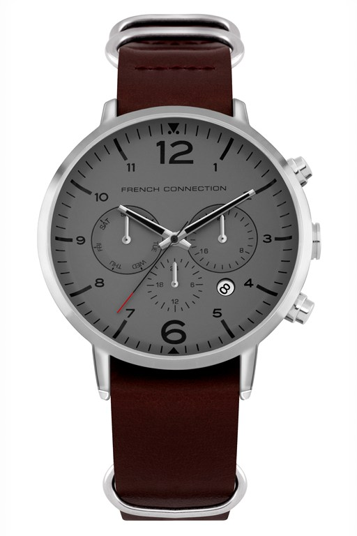 Complete the Look Interchangeable Strap Watch