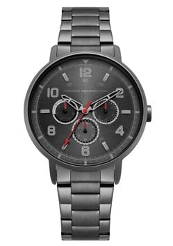 Grey Sunray Dial Bracelet Watch