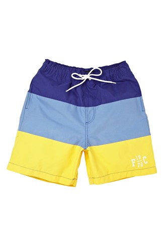 Wind Logo Swim Shorts