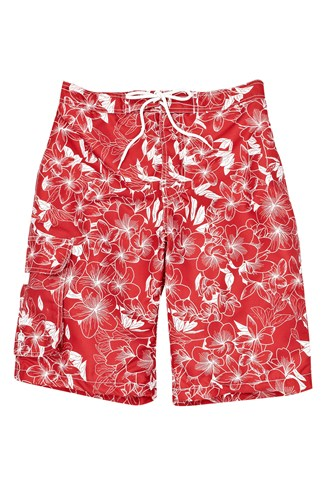 Whitby Tropical Swimshorts
