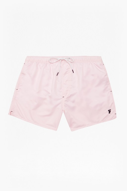 rasheed solid swim shorts