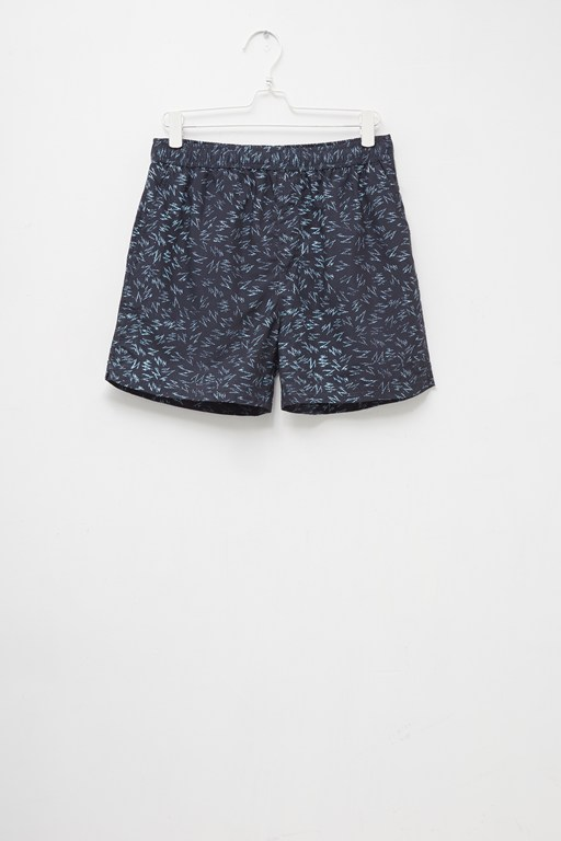kaau printed swim shorts