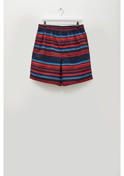 Kuji Stripe Recycled Swim Shorts