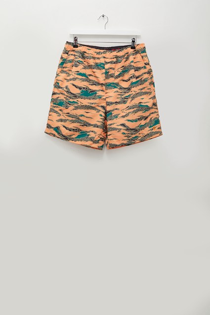 Mars Print Recycled Swim Shorts