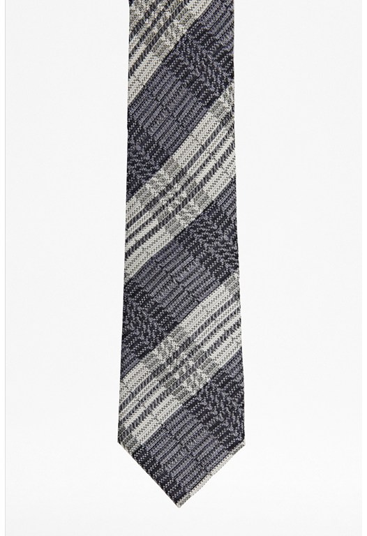 Fred Check Silk Tie