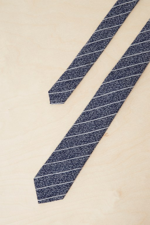 preston pin stripe tie