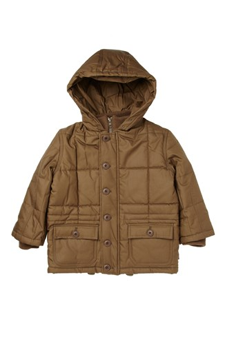 Windfall Wadded Jacket Brown