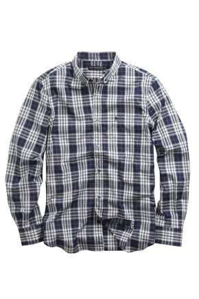 Aquarius Check Shirt