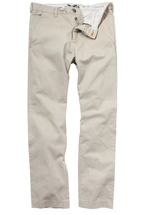 Washed Twill Trousers