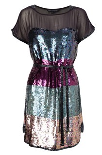 Rocka Sequins Dress