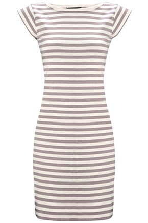 Toulouse Stripe Dress