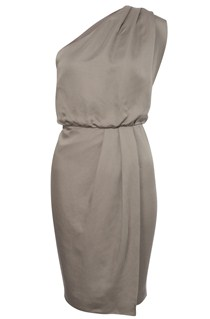 Ella Drape Dress