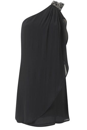 Drape Delight Dress