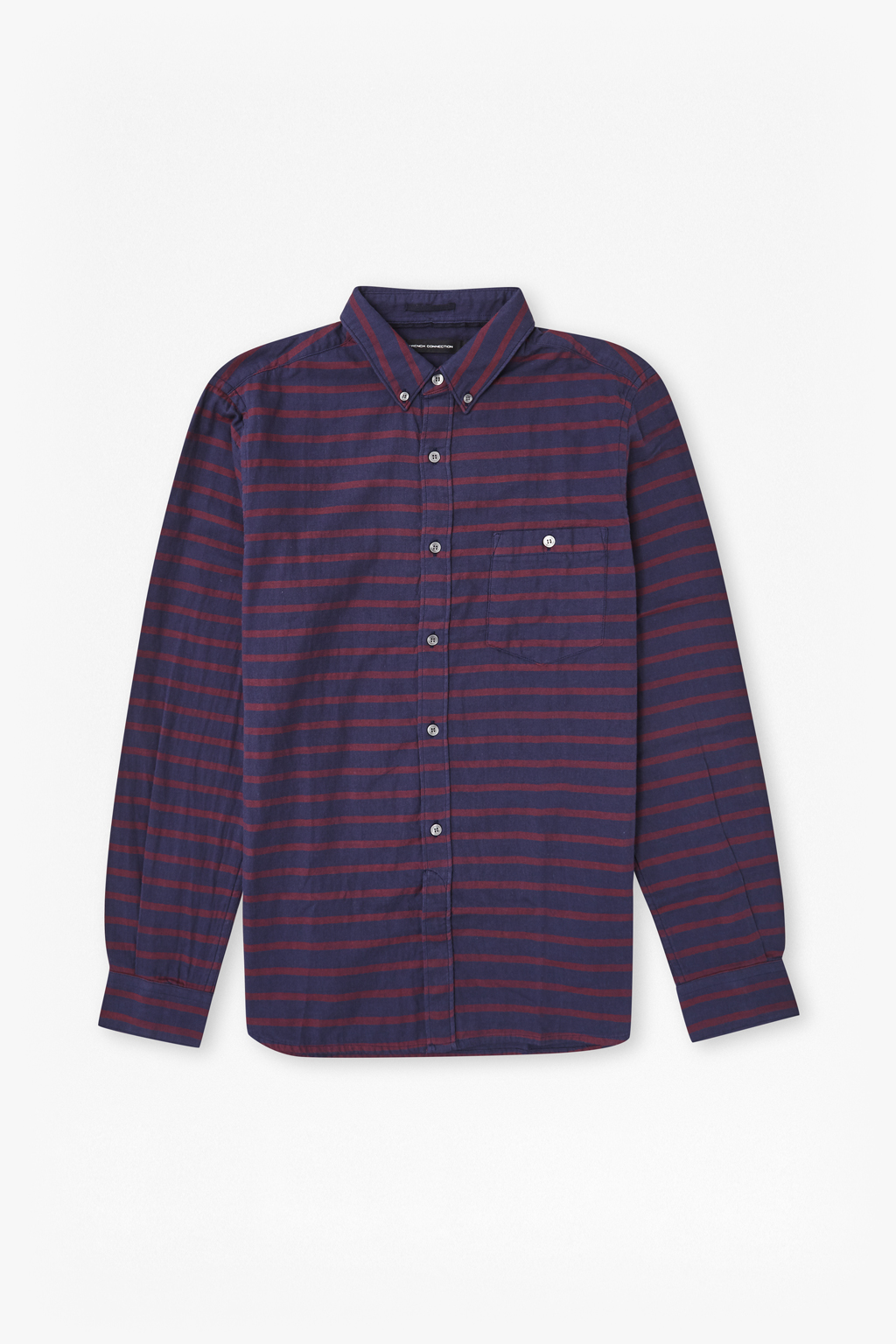 Bearcat Double Striped Shirt Collections French Connection