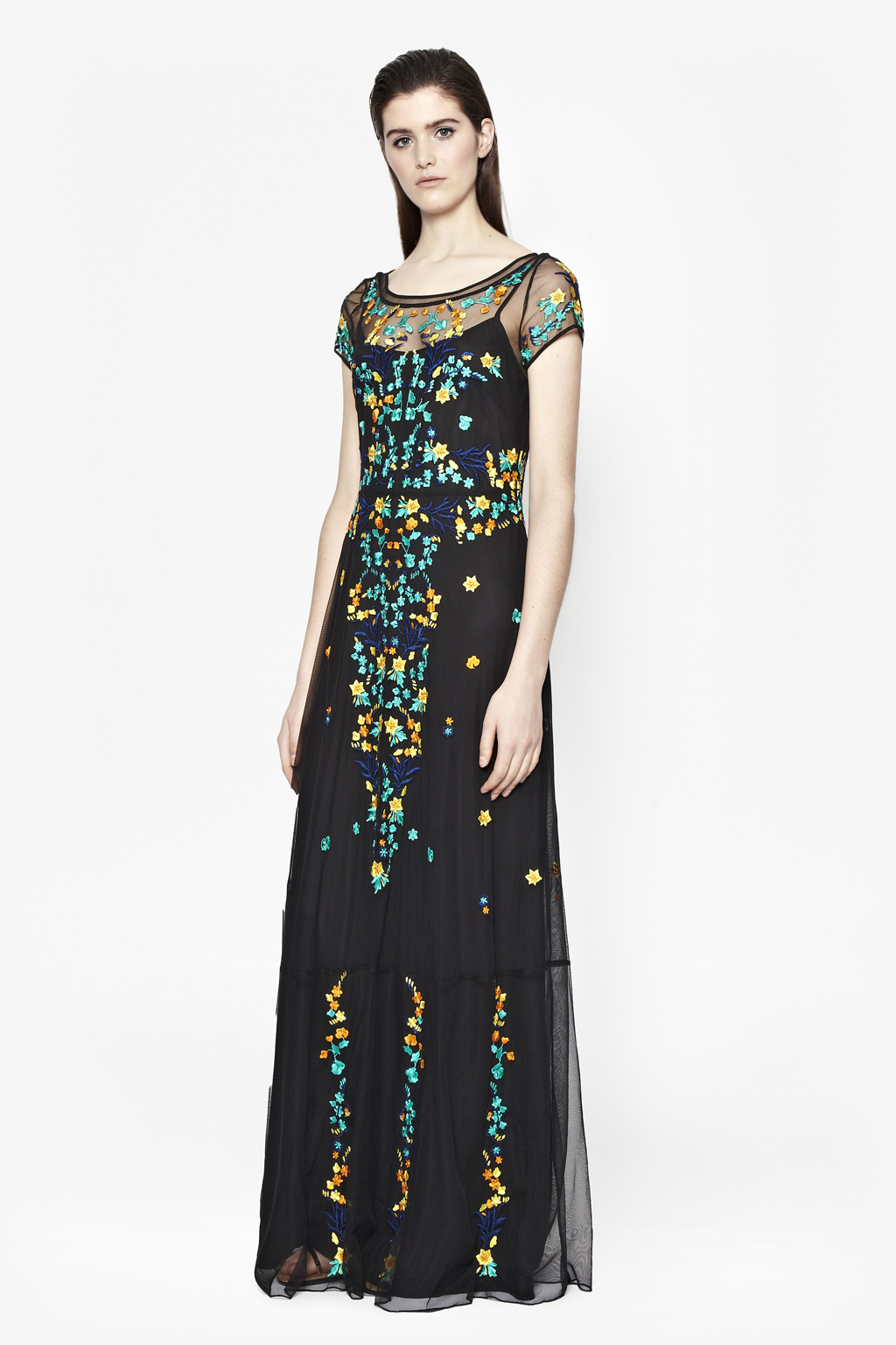 Seychelles Embroidered Maxi Dress Sale French Connection
