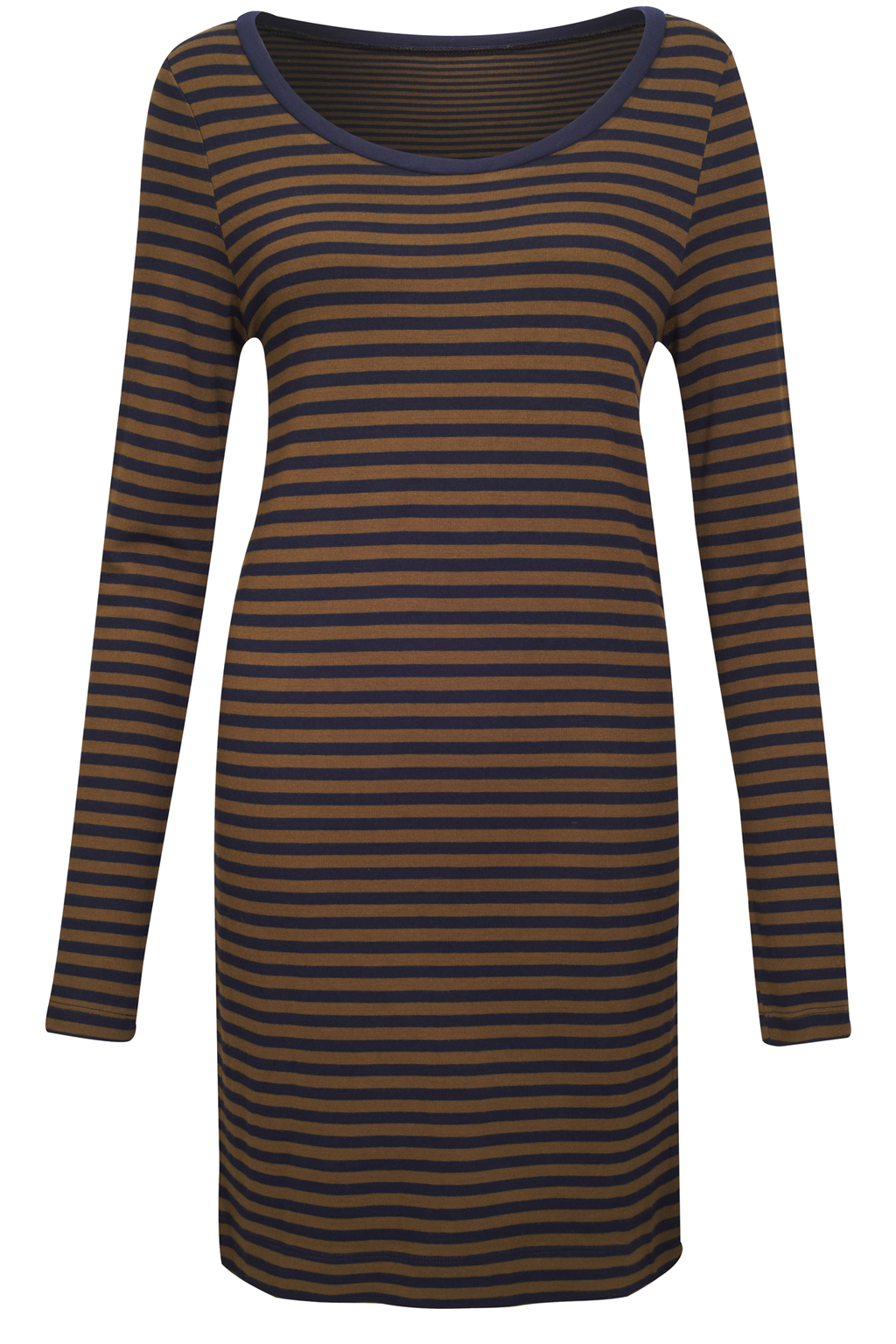 Truro striped t shirt dress woman old season french for French connection t shirt dress