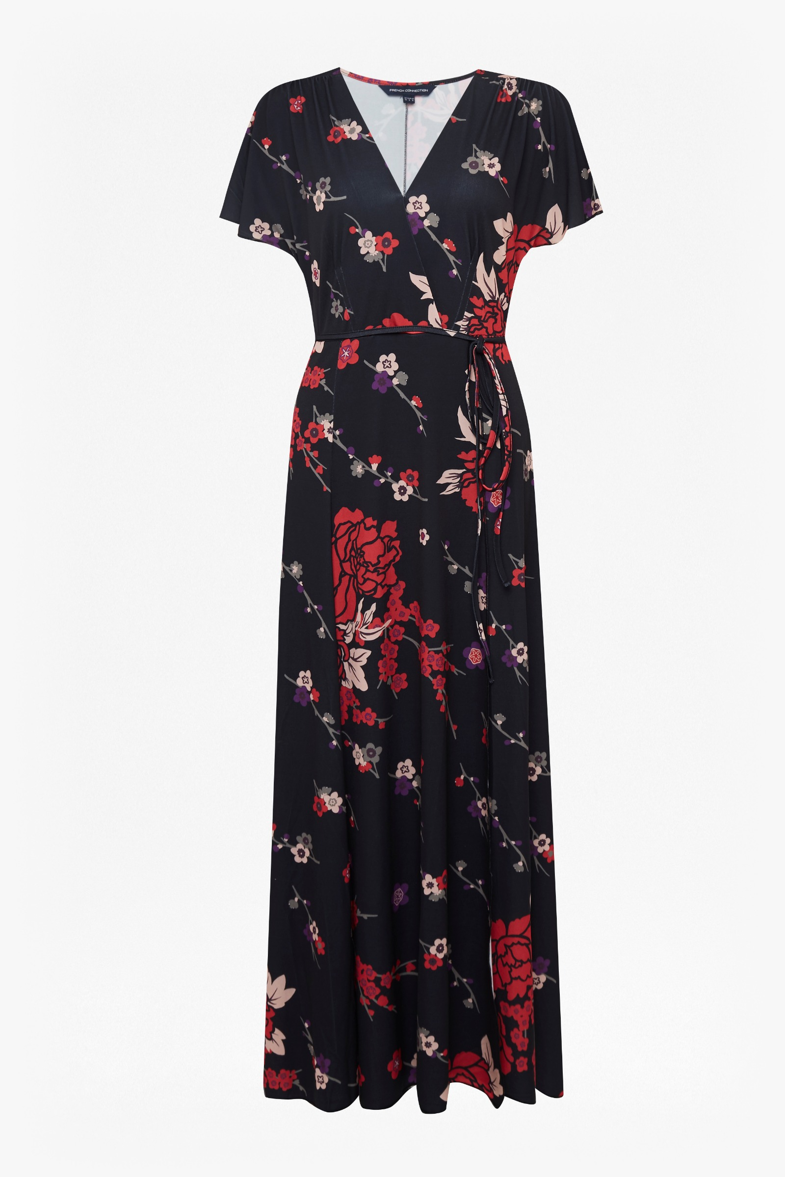Floral V Neck Maxi Dress Sale French Connection