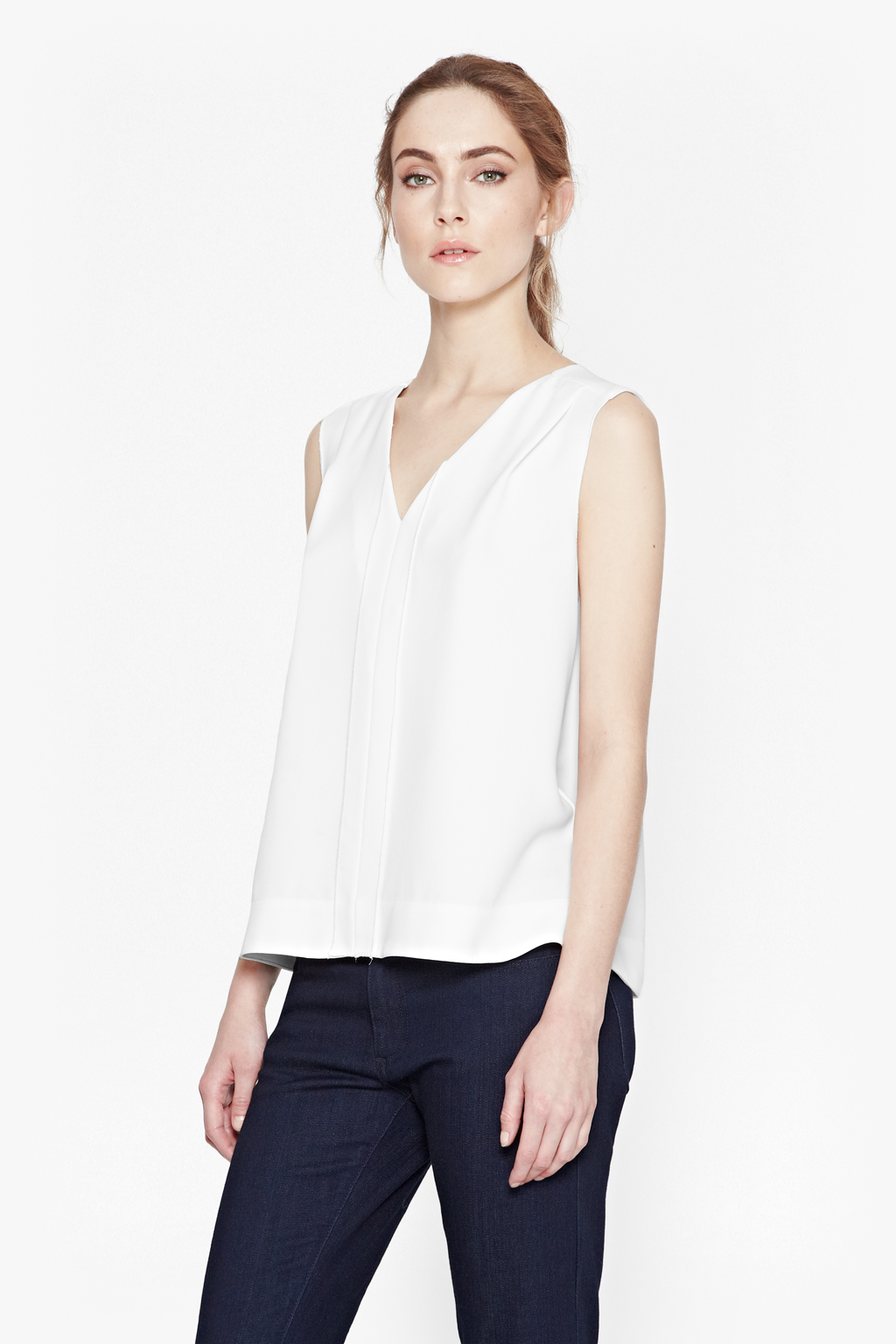 Black/Multi - French Connection Women's BDI15RN Beautiful Bella Crepe Top - Brand Clothes Sale at willbust.ml: Designer clothing, brand shoes, trendy coats, and more for you. Find all seasons goods here %. Enjoy fast delivery!