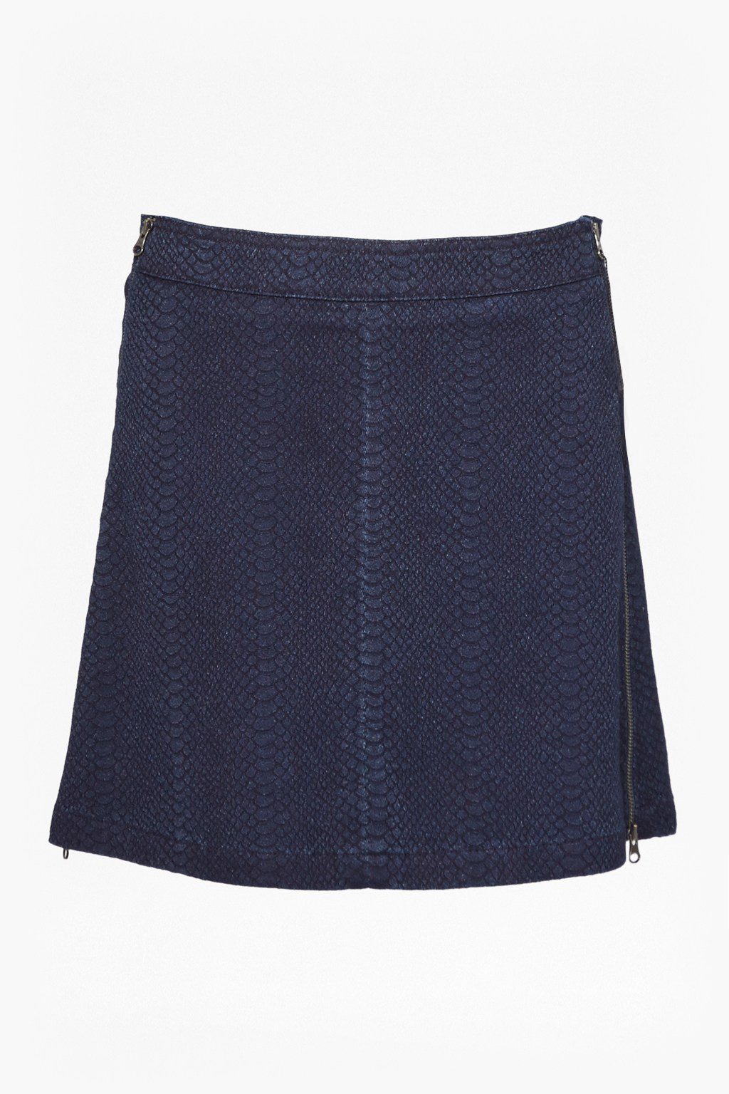French Connection Denim Skirt