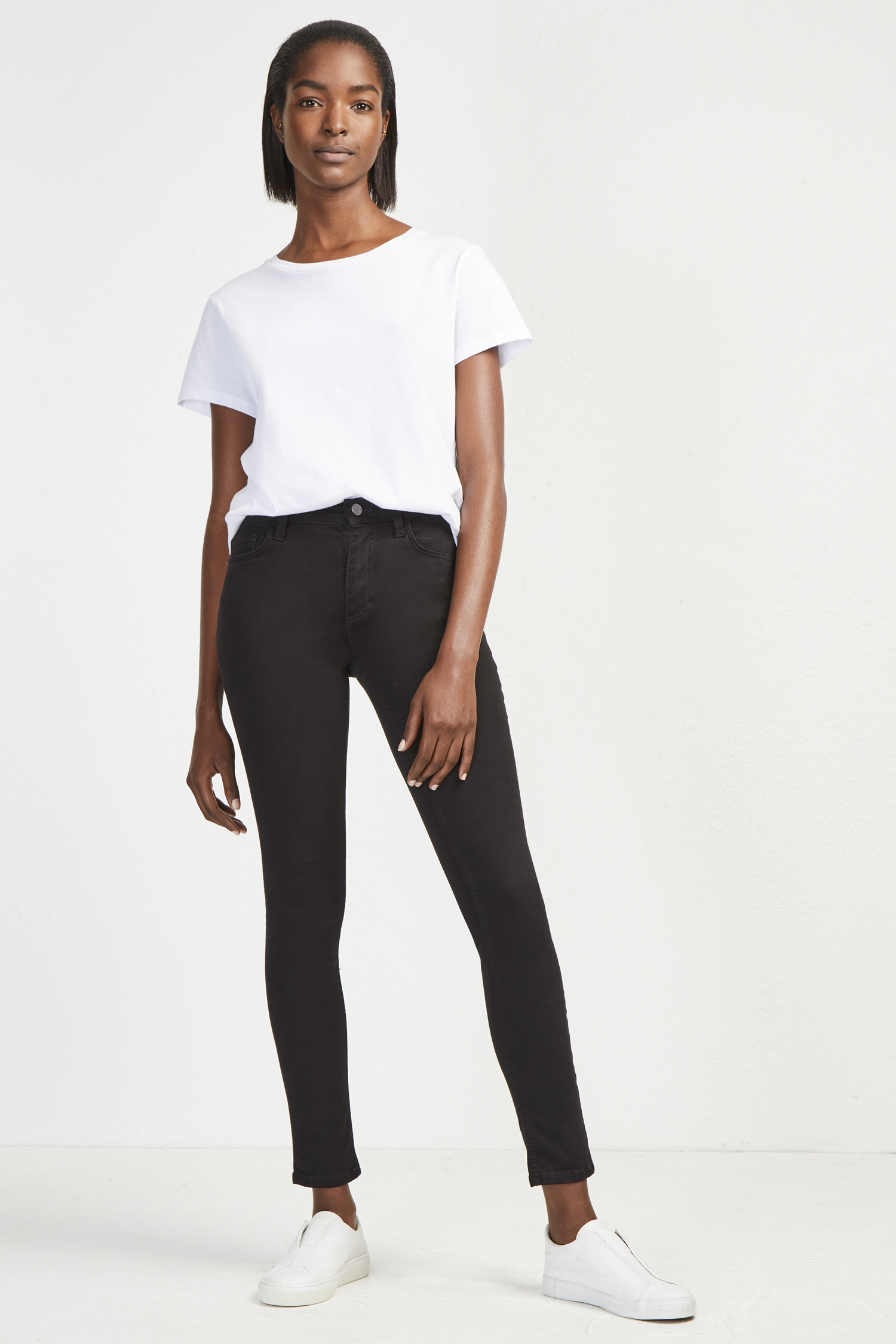 Rebound Skinny Jeans Jeans French Connection