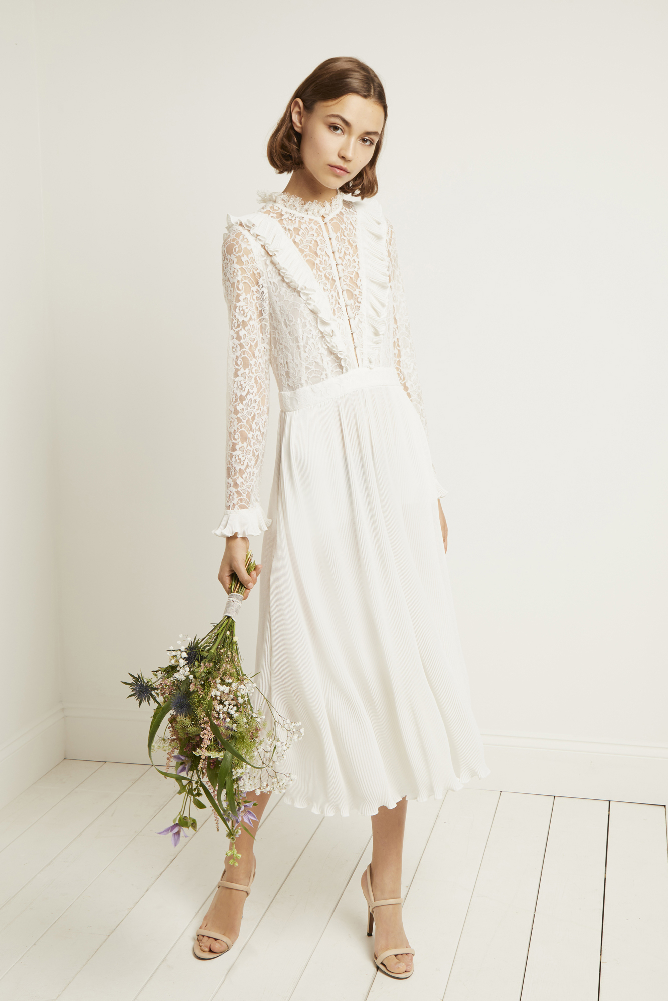 Verrassend Clandre Vintage Lace Jumpsuit | Collections | French Connection JD-13
