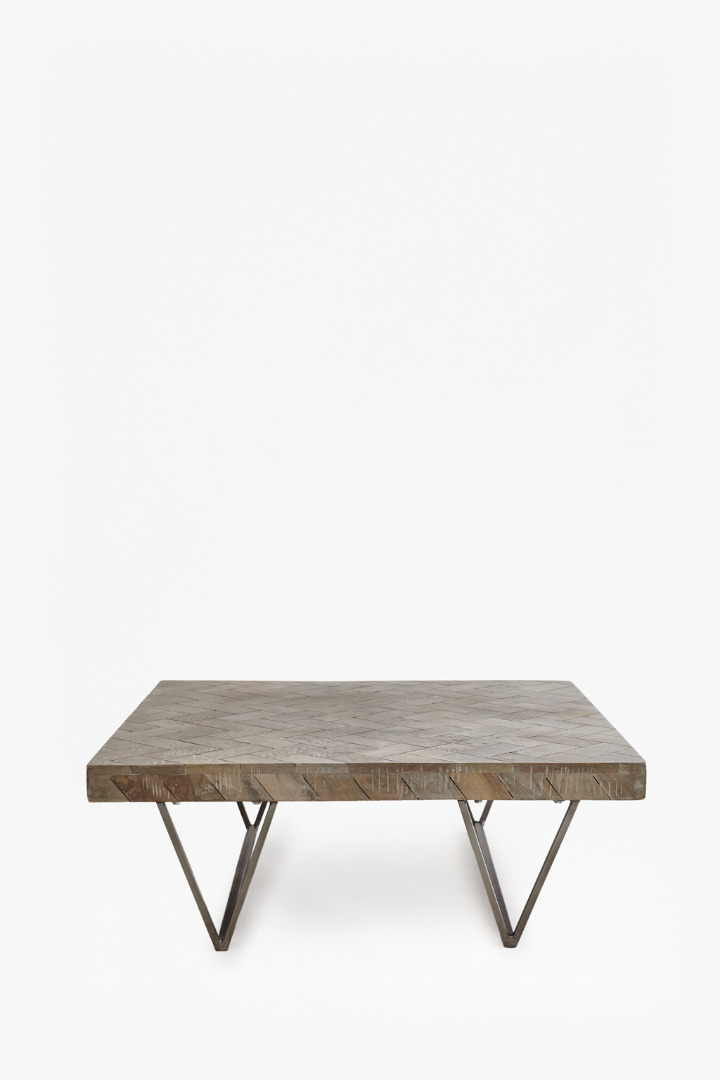 Square Parquet Coffee Table Tables French Connection