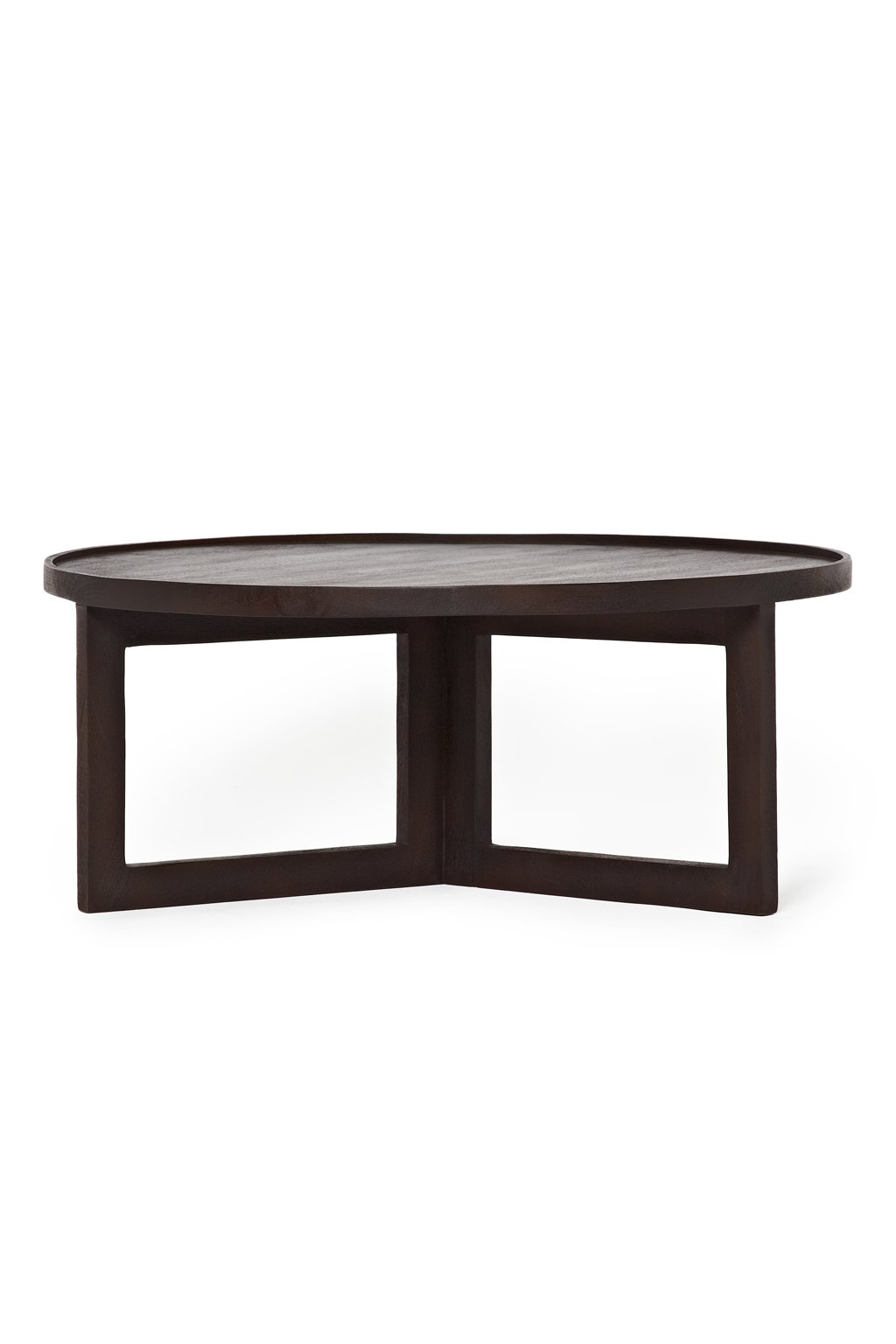 Lipped coffee table occasional furniture french connection for Furniture x connection