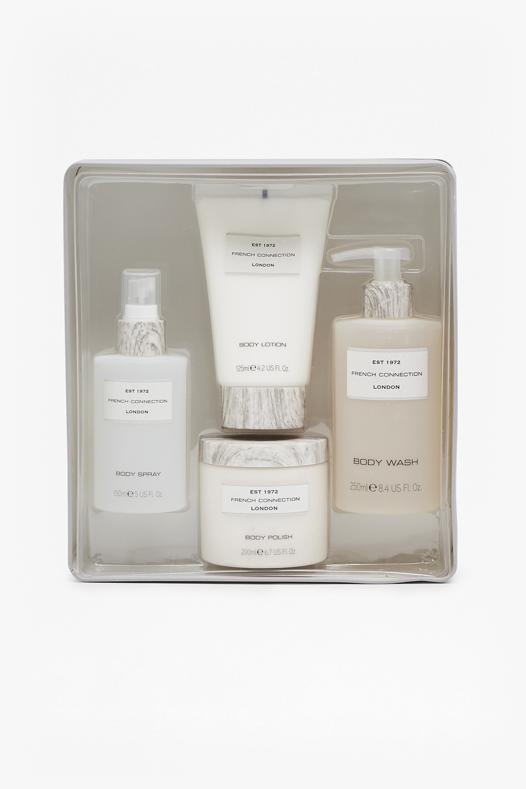Molton Brown Bath And Shower Luxurious Skin Collection Gift Set Collections French