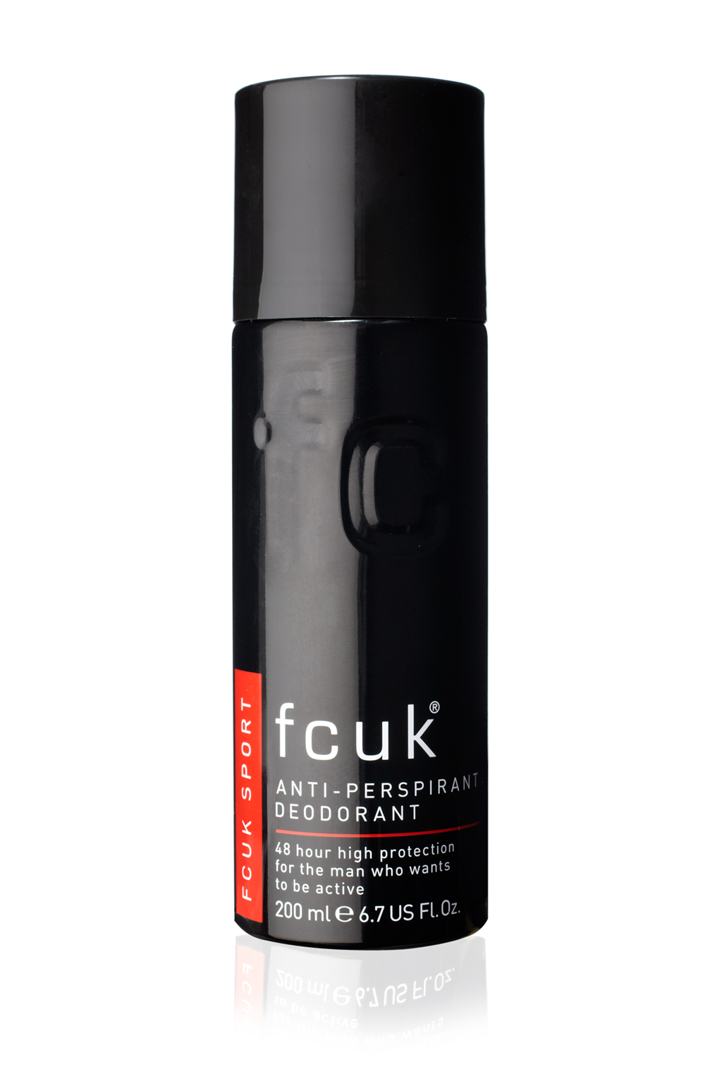 Fcuk Sport Anti Perspirant Deodorant Mens Accessories